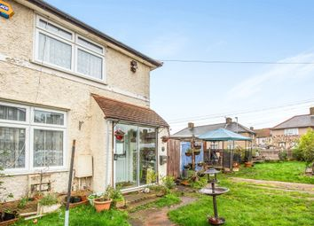 Thumbnail 3 bed end terrace house for sale in Peartree Gardens, Becontree, Dagenham