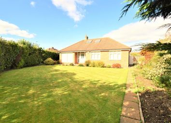 Thumbnail 3 bed detached bungalow for sale in The Oval, Brookfield