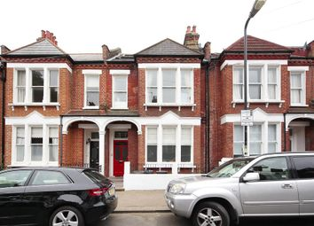 Thumbnail 3 bed flat to rent in Hazelbourne Road, Clapham South, London