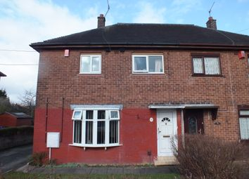 Thumbnail 3 bed semi-detached house for sale in Greyfriars Road, Stoke-On-Trent