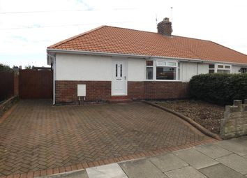 Thumbnail 2 bed detached bungalow to rent in Fernwood Avenue, Gosforth, Newcastle Upon Tyne