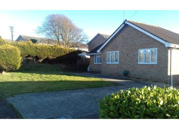 Thumbnail 3 bed detached bungalow for sale in Birch Close, Colwell Bay