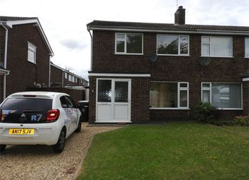 Thumbnail 3 bed semi-detached house to rent in Exton Close, Stamford, Lincolnshire