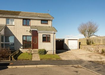 Thumbnail 1 bed terraced house for sale in Trinity Fields Crescent, Brechin, Angus