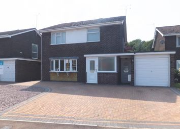 Thumbnail 4 bedroom detached house to rent in Arbury Close, Netherton, Peterborough