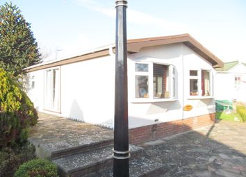 Thumbnail 2 bed mobile/park home for sale in Newtonside Orchard (Ref: 5501), Burfield Road, Old Windsor, Berkshire, 2Re