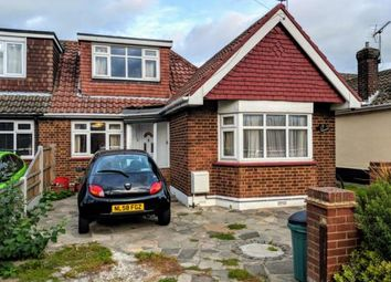 Thumbnail 3 bed bungalow for sale in Bramble Road, Canvey Island
