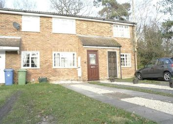 Thumbnail 2 bed terraced house to rent in Rother Close, Sandhurst