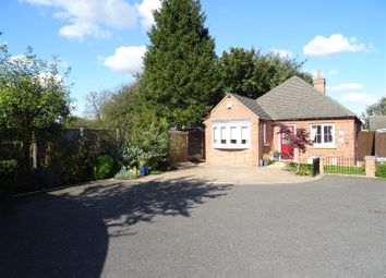 Thumbnail 3 bed detached bungalow for sale in The Orchards, Thringstone, Leicestershire