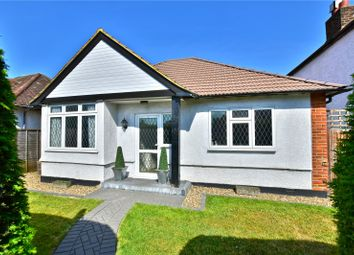 Thumbnail 3 bed detached bungalow for sale in St Albans Road, Watford