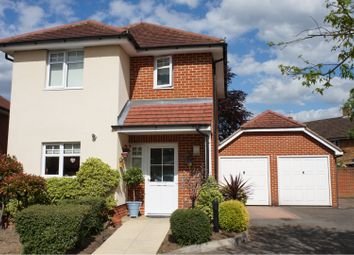 Thumbnail 2 bed detached house for sale in Loxley Close, Byfleet