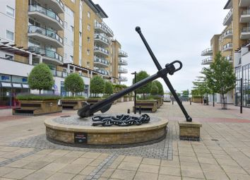 Thumbnail 2 bed flat for sale in Compass House, Smugglers Way