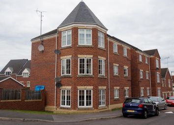 Thumbnail 2 bed flat to rent in Sapphire Street, Mansfield