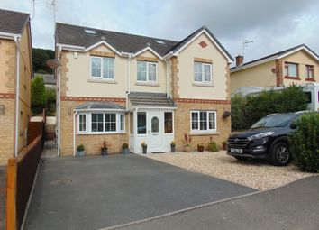 Thumbnail 5 bed detached house for sale in Gwscwm Park, Burry Port, Burry Port, Carmarthenshire
