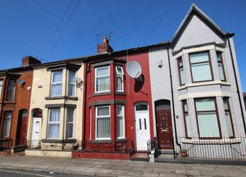 Thumbnail 3 bed terraced house for sale in Ridley Road, Liverpool