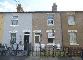 Thumbnail 2 bed terraced house for sale in Wennington Road, Rainham, Essex