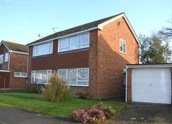Thumbnail 2 bed semi-detached house for sale in Albany Close, Tonbridge
