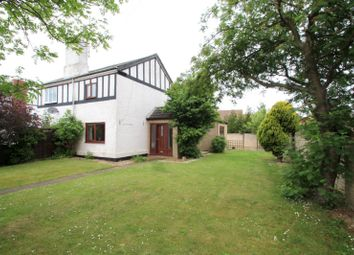 Thumbnail 3 bed semi-detached house to rent in Manor Farm Cottages, Back Lane, Holywell
