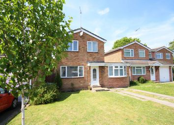 Thumbnail 3 bed detached house for sale in Moorcroft Avenue, Burton, Christchurch