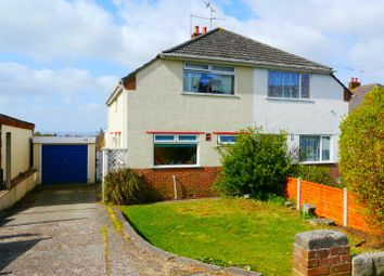 Thumbnail 3 bedroom semi-detached house for sale in Haymoor Road, Oakdale, Poole