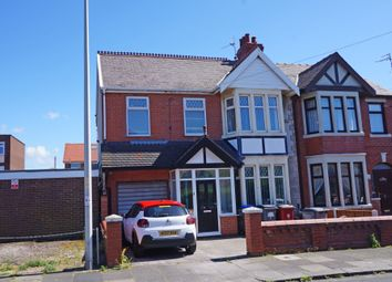 Thumbnail 3 bed semi-detached house for sale in Mayfair Road, Blackpool