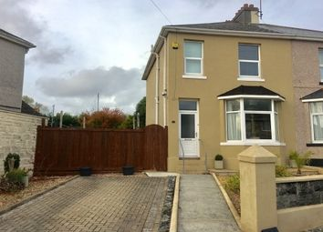 Thumbnail 2 bed property to rent in Furneaux Road, Plymouth