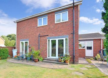 Thumbnail 4 bed detached house for sale in Parkside, Cliffe Woods, Rochester, Kent
