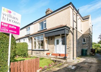 Thumbnail 3 bed semi-detached house for sale in Oakdale Avenue, Wibsey, Bradford