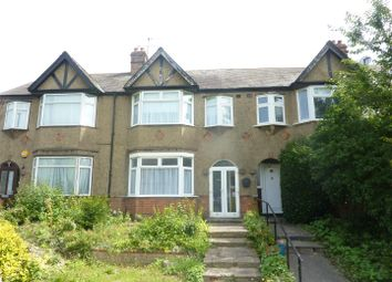 Thumbnail 3 bed terraced house to rent in Hertford Road, Waltham Cross