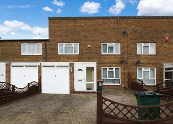 Thumbnail 4 bed terraced house to rent in Lismore Crescent, Broadfield, Crawley, West Sussex.