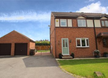 Thumbnail 3 bed semi-detached house for sale in Tudor Court, South Elmsall, Pontefract
