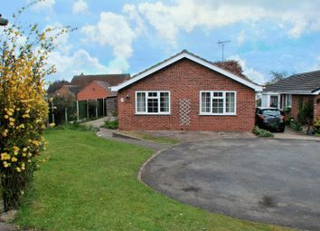 Thumbnail 2 bedroom detached bungalow for sale in Morton Close, Radcliffe-On-Trent, Nottingham