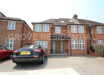 Thumbnail 5 bed semi-detached house for sale in Fairview Way, Edgware
