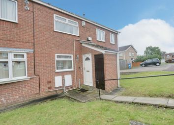 Thumbnail 2 bedroom terraced house for sale in Brockton Close, Hull