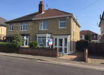 Thumbnail 3 bedroom semi-detached house for sale in Molesworth Road, Gosport