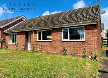 Thumbnail 3 bed bungalow for sale in Maltings Drive, Harleston