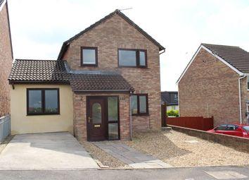Thumbnail 3 bed detached house for sale in Heol Yr Eglwys, Bryncethin, Bridgend