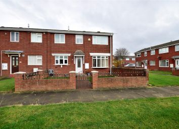 Thumbnail 3 bed semi-detached house for sale in Fairgreen Close, Hall Farm, Sunderland