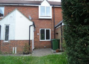 Thumbnail 2 bed terraced house to rent in Greenfields Close, St. Leonards-On-Sea
