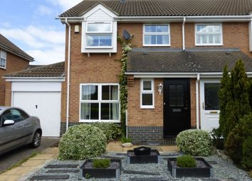 Thumbnail 3 bed semi-detached house to rent in Bishops Road, Bedford