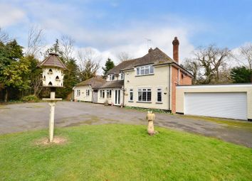 Thumbnail 5 bed detached house for sale in Cowfold, West Sussex
