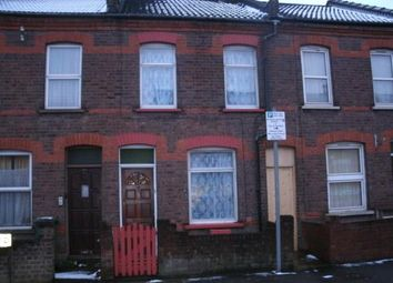 Thumbnail 2 bedroom terraced house for sale in Ash Road, Luton, Bedfordshire