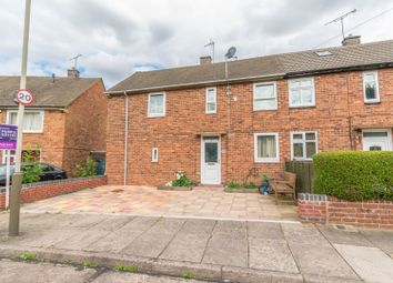 Thumbnail 3 bed terraced house for sale in Goodwood Crescent, Leicester