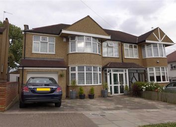 Thumbnail Semi-detached house for sale in Kenton Lane, Harrow, Middlesex