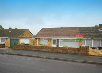 Thumbnail 2 bed semi-detached bungalow for sale in The Broadway, Swindon, Wiltshire