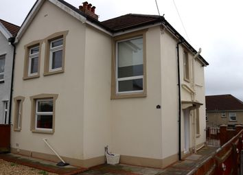 Thumbnail 1 bedroom semi-detached house for sale in Sixth Avenue, Merthyr Tydfil