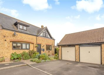 Thumbnail 4 bed link-detached house for sale in Halletts Orchard, Tintinhull, Yeovil, Somerset