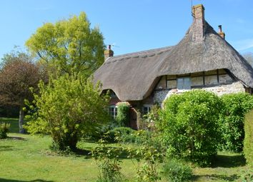 Thumbnail 4 bed cottage for sale in Ogbourne St. Andrew, Marlborough