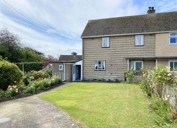 Thumbnail 3 bed semi-detached house for sale in Croftlands, Rock, Wadebridge