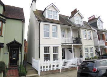 Thumbnail 5 bed semi-detached house for sale in Queens Road, Felixstowe